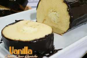 Oleh oleh Vanilla Cheese Choco Ganache