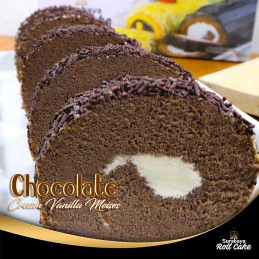 Oleh oleh Chocolate Cream Vanilla Meises