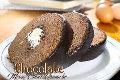 Triple Choco Meises Choco Ganache