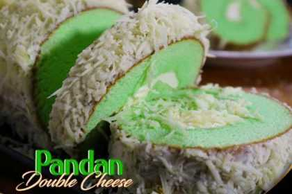 Oleh oleh khas Pandan Double Cheese
