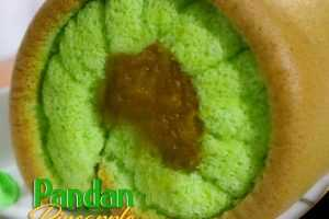 Oleh oleh khas Surabaya Pandan Pineapple