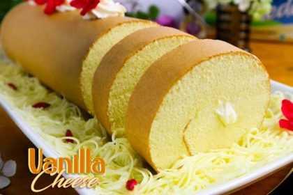 Oleh oleh Cake Vanilla Cheese