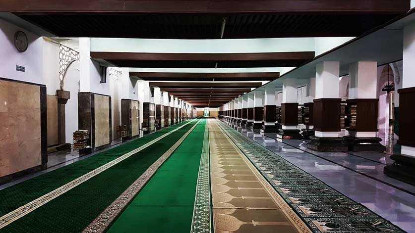 Arsitektur Masjid Ampel