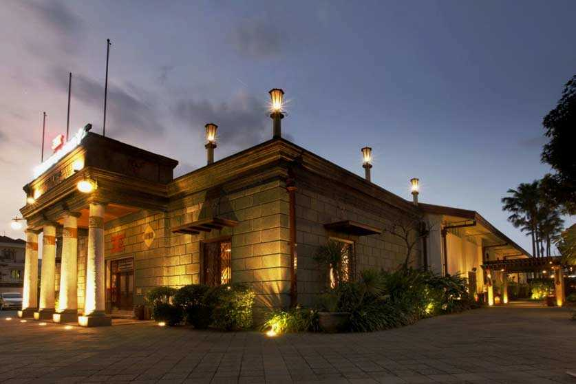 Museum House Of Sampoerna-Surabaya