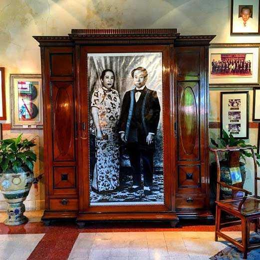 Liem Seeng Tee Pendiri House Of Sampoerna