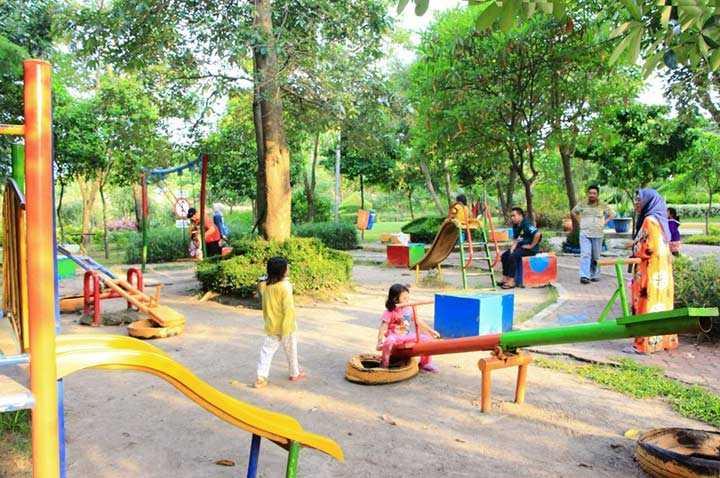 Fasilitas Gratis Taman Bambu Surabaya