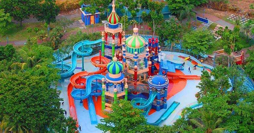 Sinbad's Playground Ciputra Waterpark