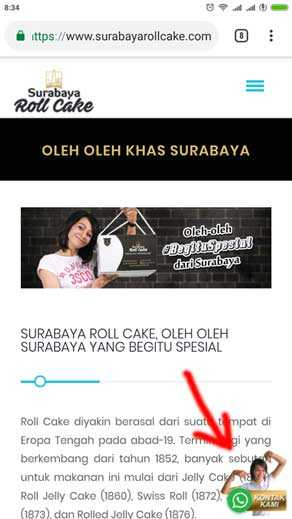 order oleh oleh surabaya online
