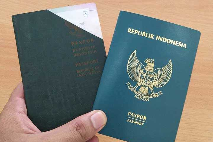 Dokumen Penting Paspor