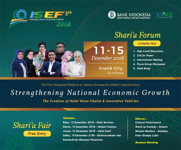 Indonesia Shari'a Economic Festival 2018