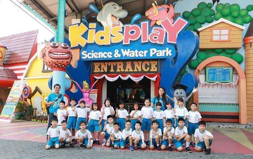 Kids Play Surabaya Carnival