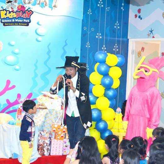 Paket Ulang Tahun Kids Play Surabaya