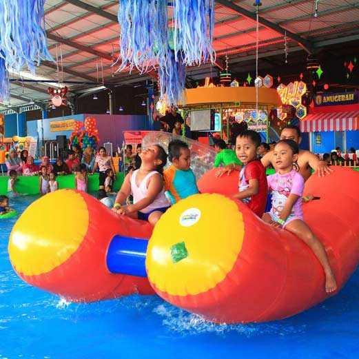 Waterpark Kids Play Surabaya Carnival