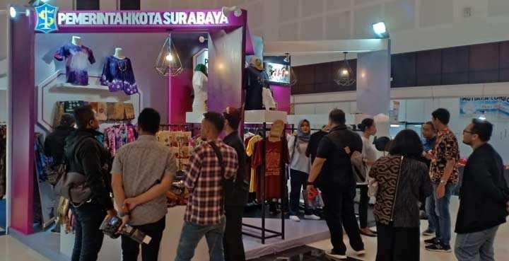 Booth Pemerintah Kota Surabaya