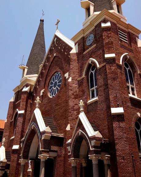 Bangunan Gereja Kepanjen