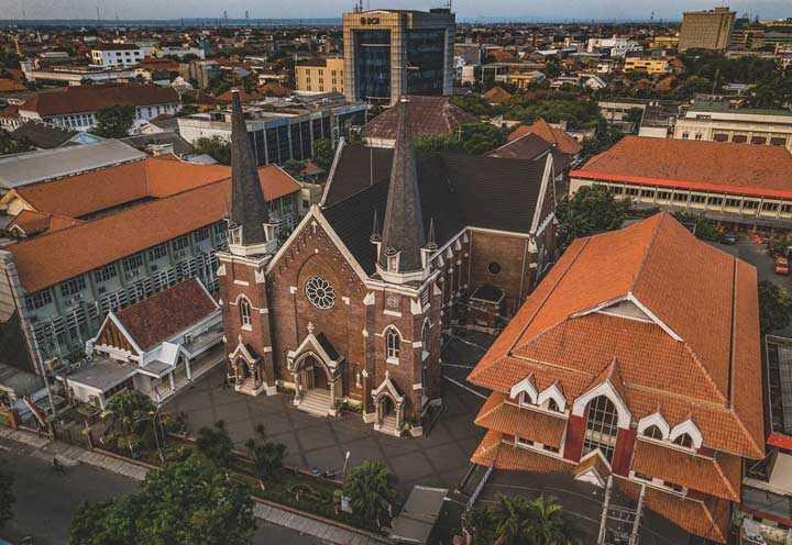 Gereja Kepanjen Surabaya