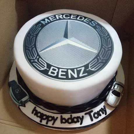 Kue Ulang Tahun Untuk Pacar Laki-Laki