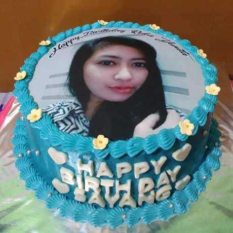Kue Ulang Tahun Untuk Pacar Perempuan